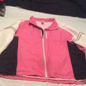 Just my size pink active jacket 26w/28w